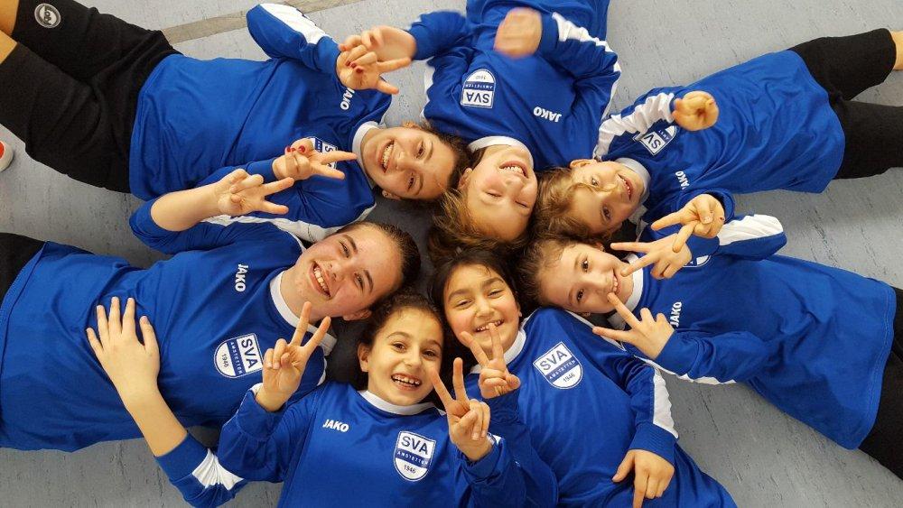 Faustball Mini Cup 2018 Grafenau 2018